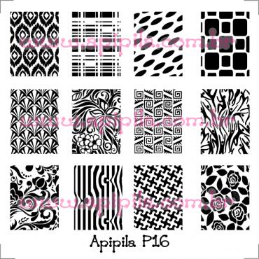 Apipila P16 Stamping Plate