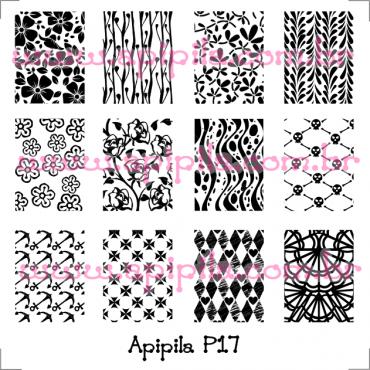 Apipila P17 Stamping Plate