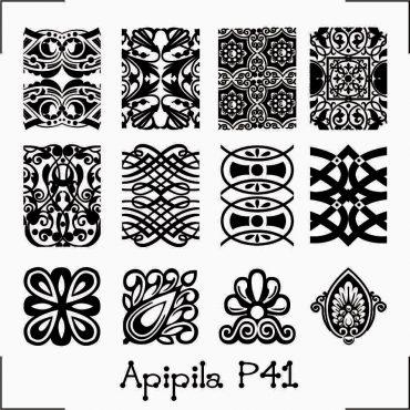 Apipila P41 Stamping Plate