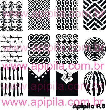 Apipila P08 Stamping Plate
