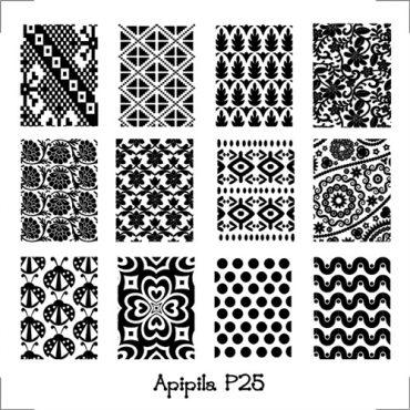 Apipila P25 Stamping Plate