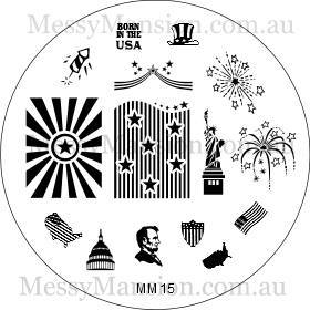 Messy Mansion MM15