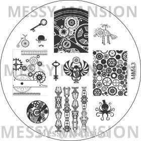 Messy Mansion MM43