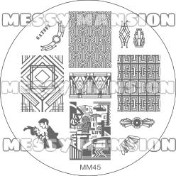 Messy Mansion MM45