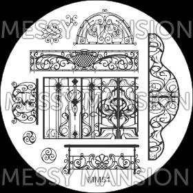 Messy Mansion MM51