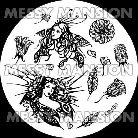 Messy Mansion MM59