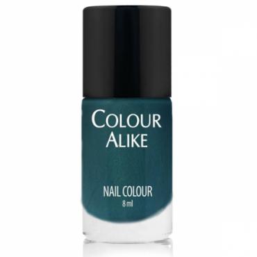 "Colour Alike ""Cozy Blanket"" Turquoise Stamping Polish"
