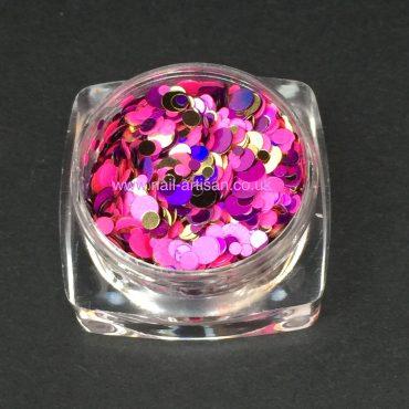 Jelly Tots – Custom Glitter Mix