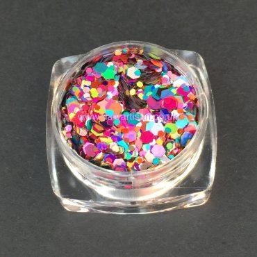 Mardis Gras – Custom Glitter Mix