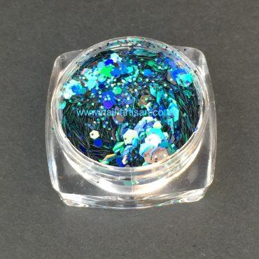 Oceana – Custom Glitter Mix