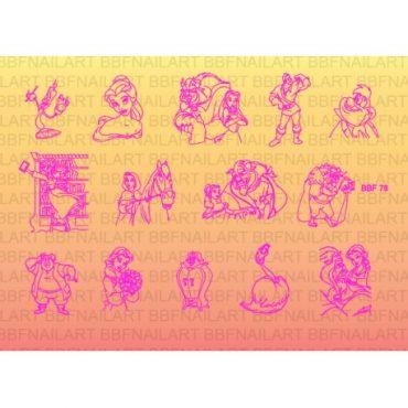 Loja BBF 78 Stamping