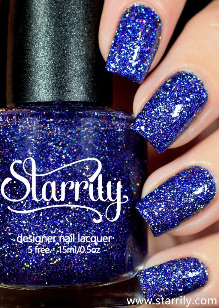 Starrily Nail Polish - Orion\'s Belt - Nail-Artisan
