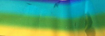 Caribbean Sea Nail Art Transfer Foil