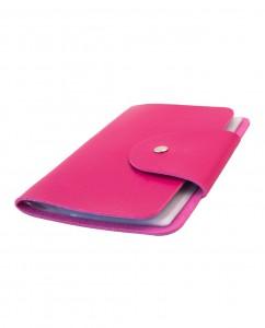 Mini Pink Storage Folder
