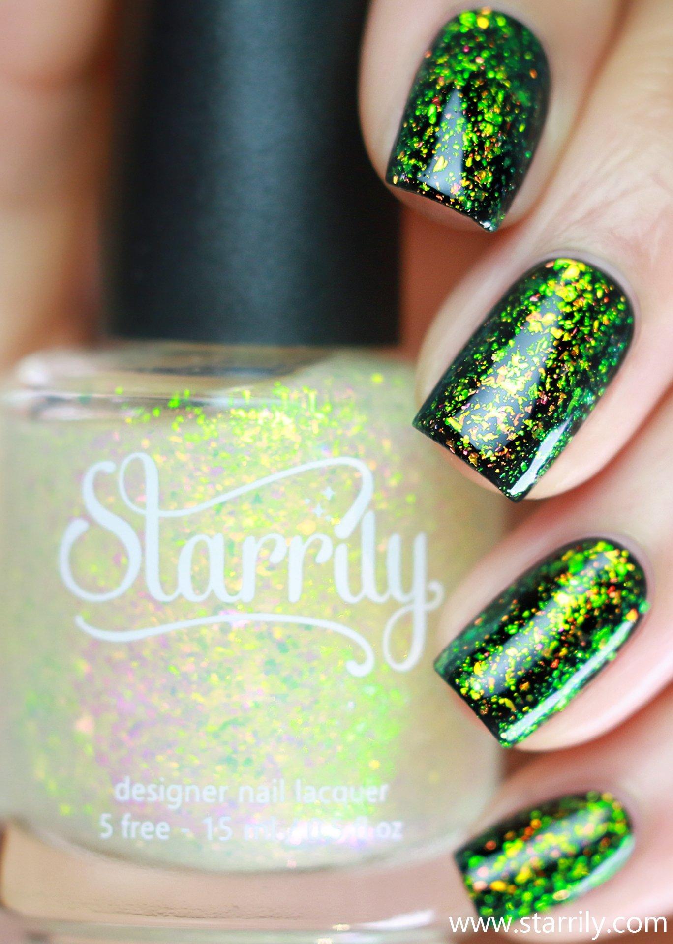 Starrily Nail Polish - Nail-Artisan