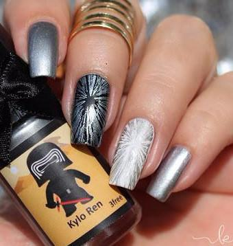 Esmaltes da Kelly Star Wars Stamping Polish...