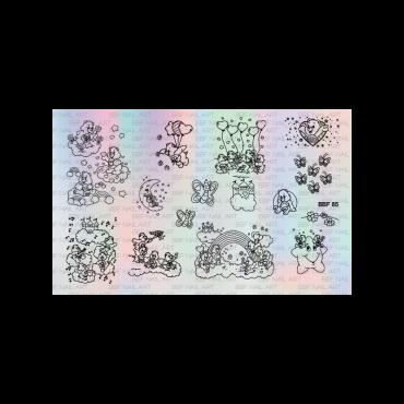 Loja BBF 85 Stamping Plate *NEW*
