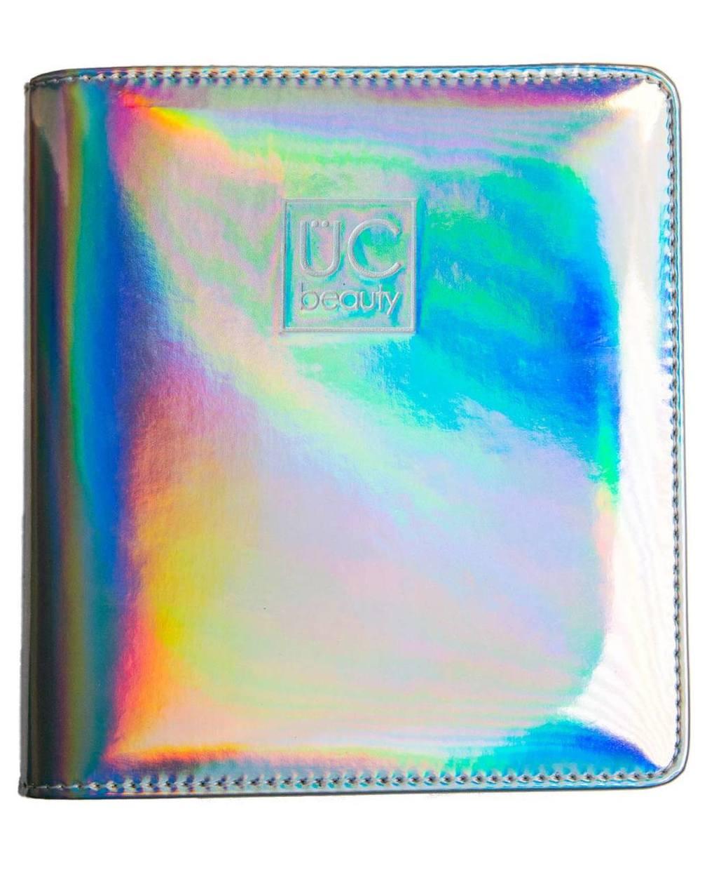 Uberchic Holographic Nail Stamp Storage Binder New Nail Artisan Uk