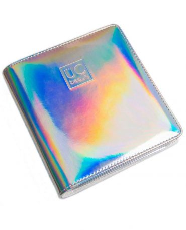 Uberchic HOLOGRAPHIC Nail Stamp Storage Binder *NEW*