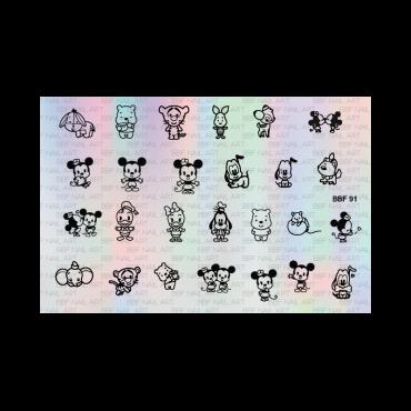 Loja BBF 91 Stamping *NEW*