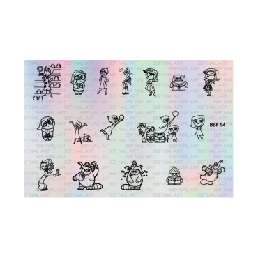 Loja BBF 94 Stamping *NEW*