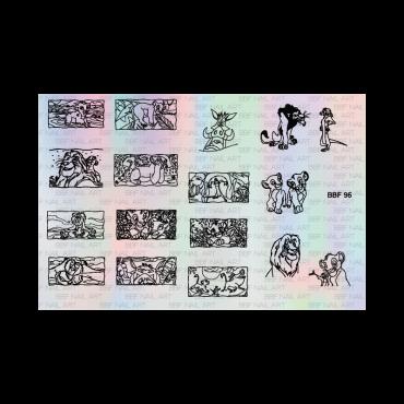 Loja BBF 96 Stamping *NEW*