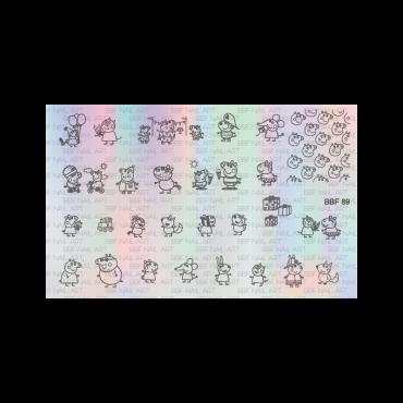 Loja BBF 89 Stamping *NEW*