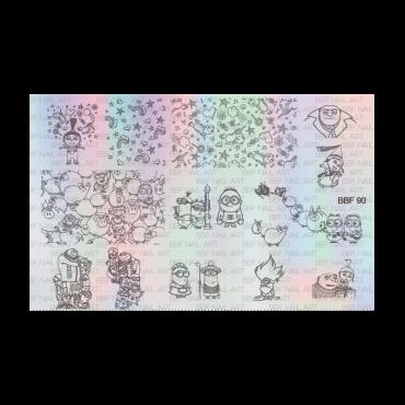 Loja BBF 90 Stamping *NEW*