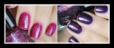 Violet Glaze & Cherry Ice Duo –...