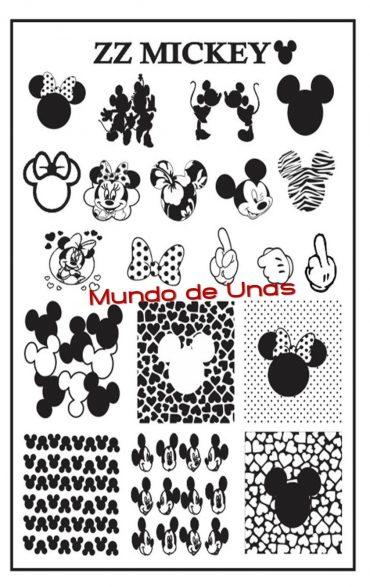ZZ Mickey