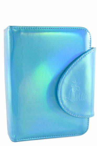 Lina Holo- Flip Plate Holder/Organiser – Blue