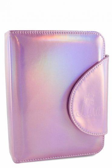 Lina Holo- Flip Plate Holder/Organiser – Pink