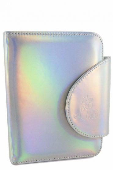 Lina Holo- Flip Plate Holder/Organiser – Silver