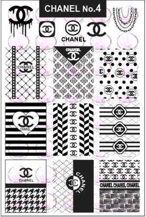 Chanel No 4