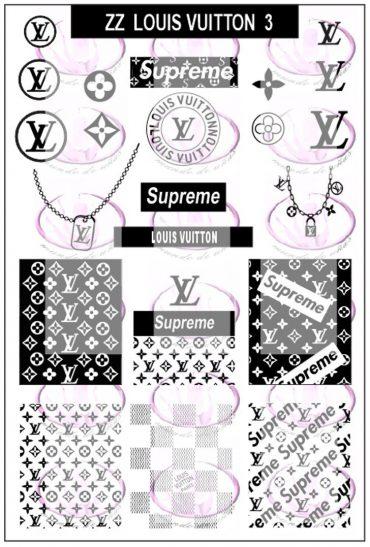 ZZ Louis Vuitton 3 *NEW*