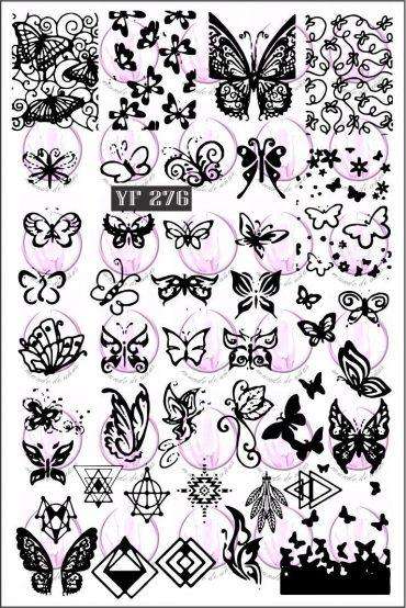 YF276 Butterflies *NEW*