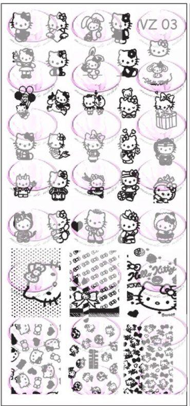 VZ03 Hello Kitty *NEW*